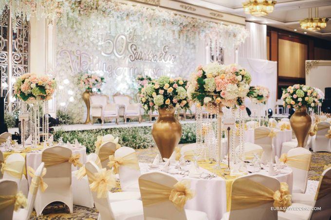 50th Wedding Anniversary of Suwidja & Evy by Eurasia Wedding - 009