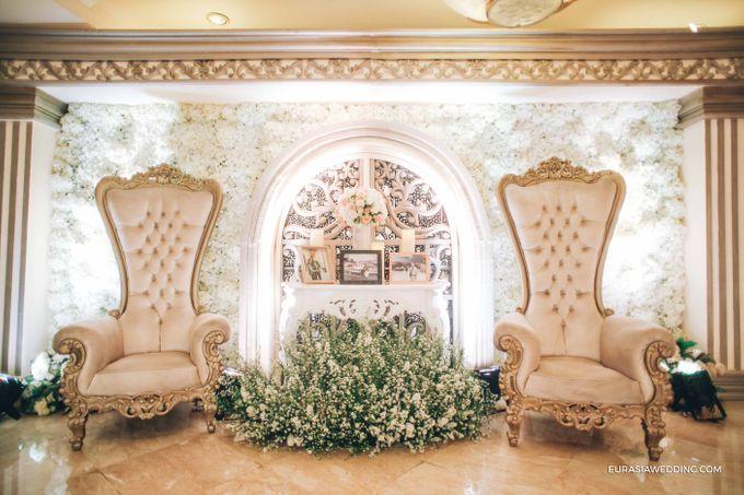 50th Wedding Anniversary of Suwidja & Evy by Eurasia Wedding - 011
