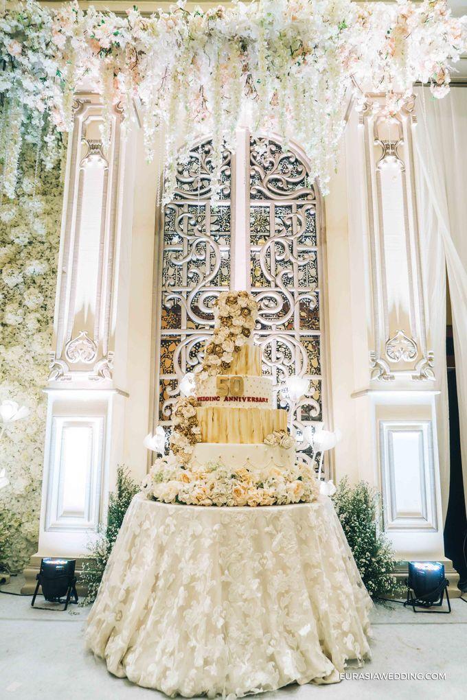 50th Wedding Anniversary of Suwidja & Evy by Eurasia Wedding - 015