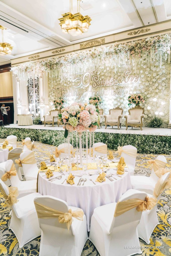 50th Wedding Anniversary of Suwidja & Evy by Eurasia Wedding - 018