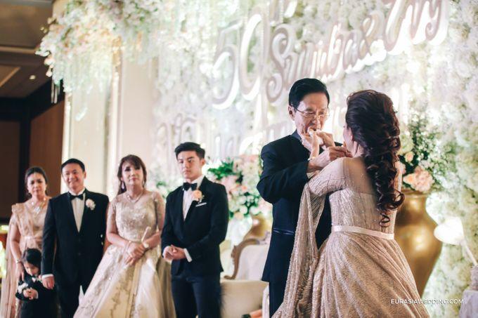 50th Wedding Anniversary of Suwidja & Evy by Eurasia Wedding - 031