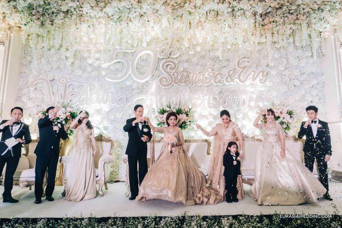 50th Wedding Anniversary of Suwidja & Evy by Eurasia Wedding - 032