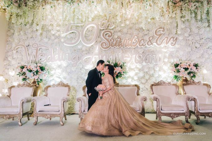 50th Wedding Anniversary of Suwidja & Evy by Eurasia Wedding - 033