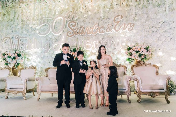 50th Wedding Anniversary of Suwidja & Evy by Eurasia Wedding - 035