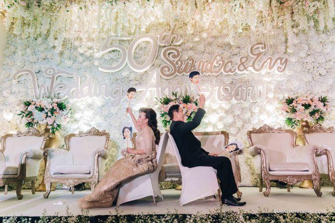 50th Wedding Anniversary of Suwidja & Evy by Eurasia Wedding - 036