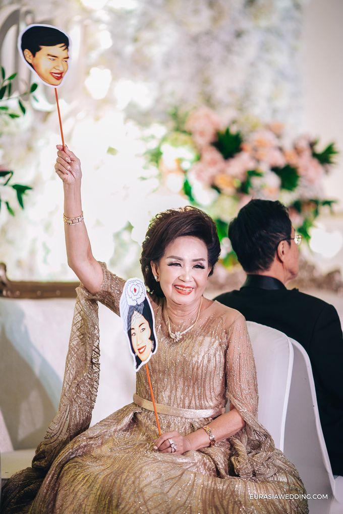 50th Wedding Anniversary of Suwidja & Evy by Eurasia Wedding - 037