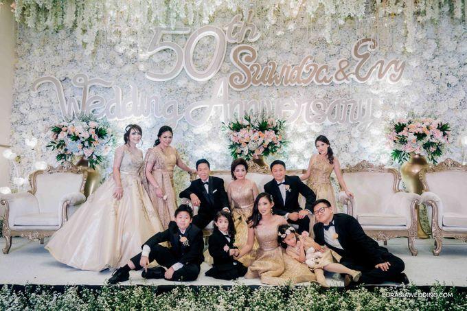 50th Wedding Anniversary of Suwidja & Evy by Eurasia Wedding - 043