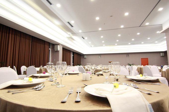 Ballroom and Rooftop by Grand Tebu Hotel - 008