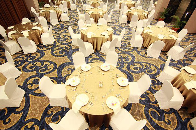 Ballroom and Rooftop by Grand Tebu Hotel - 007