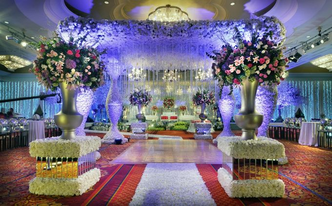 Wedding Images of The Ritz-Carlton Jakarta, Mega Kuningan by The Ritz-Carlton Jakarta, Mega Kuningan - 012