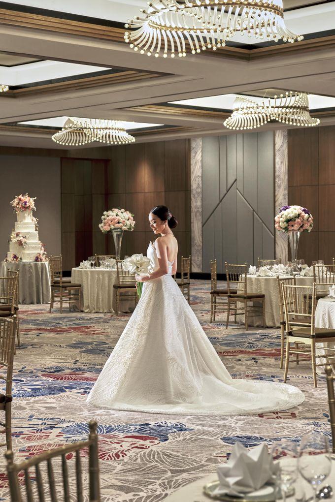 Wedding at Mandarin Oriental Jakarta by Mandarin Oriental, Jakarta - 001
