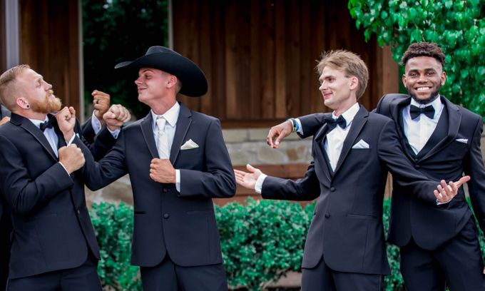 Alexandra and James wedding by The GRACE Pictures - 048