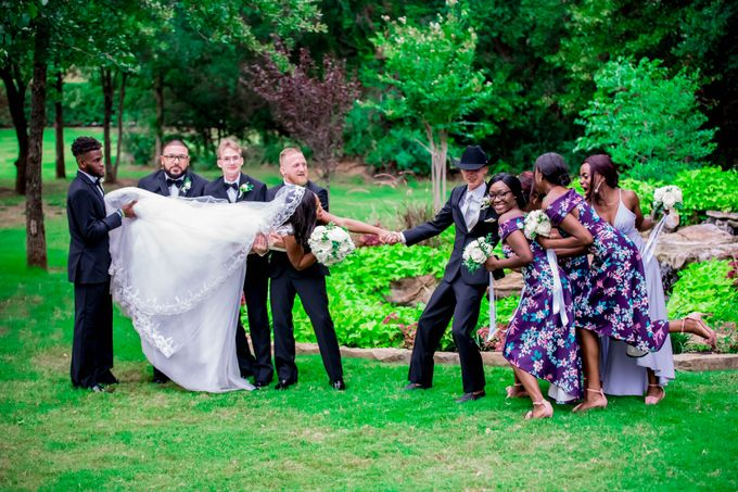 Alexandra and James wedding by The GRACE Pictures - 034