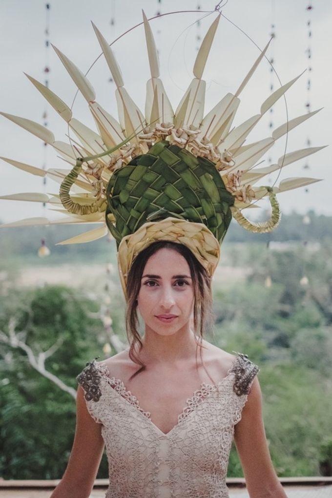 Wedding Headdresses by Make A Scene! Bali - 001