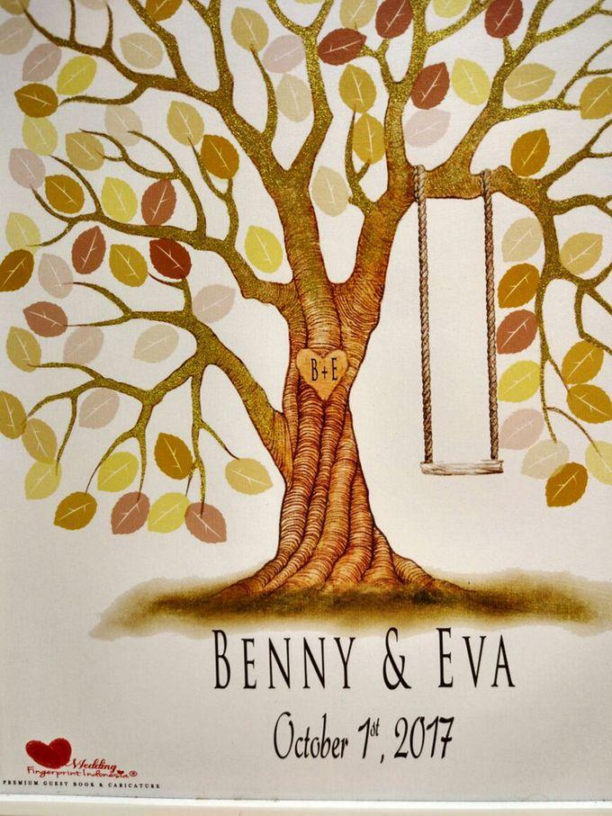 Eva & Benny by Wedding Fingerprint Indonesia - 001