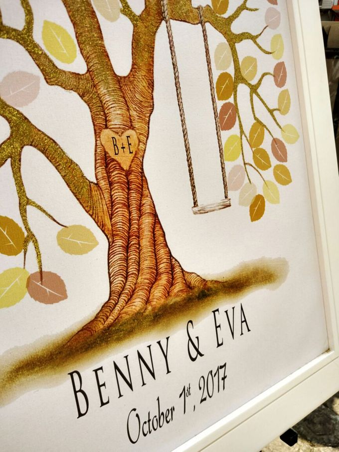 Eva & Benny by Wedding Fingerprint Indonesia - 002