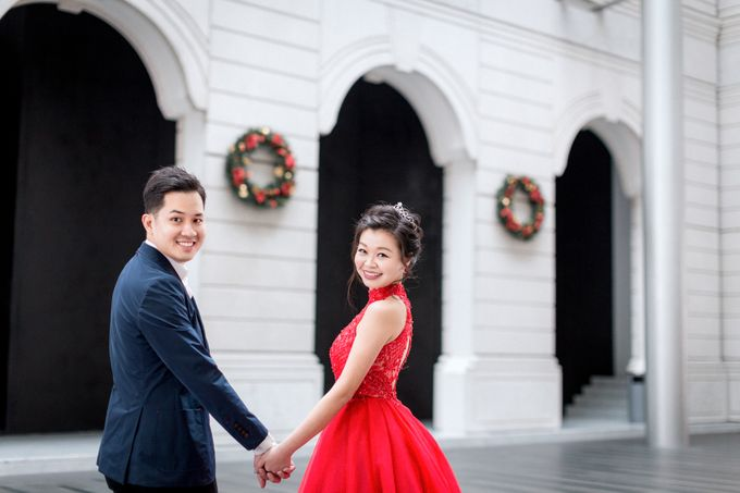 Singapore Pre-Wedding by DTPictures - 006