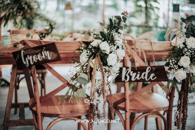 The Wedding Of Intan & Puja by Jakarta Souvenir - 006