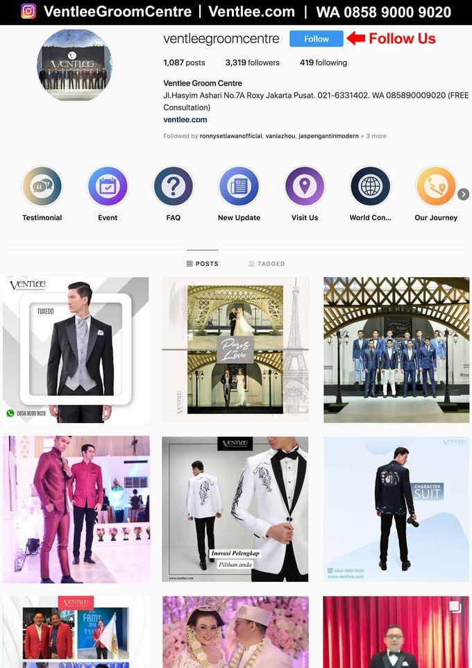 Youtube & Instagram Ventlee by Ventlee Groom Centre - 002