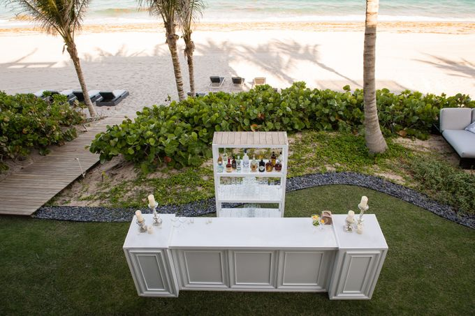 Home Wedding by Creative Touch Party Design - 007