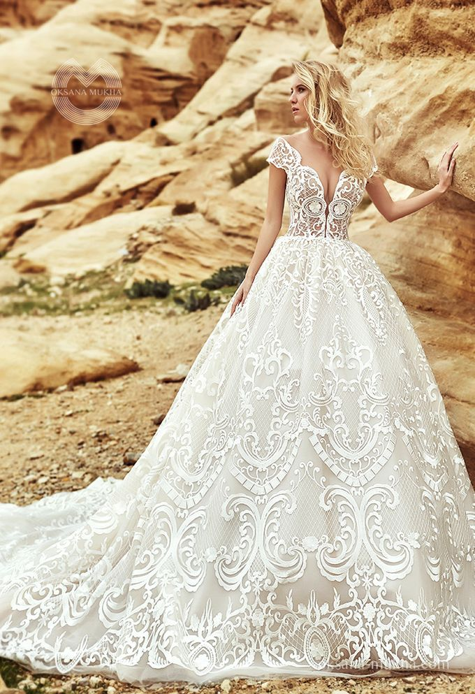 Weddiong Collection 2019 by OKSANA MUKHA - 008