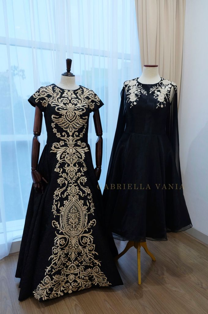 Family Gowns (Mother / Sister Gown) by GV by Gabriella Vania - 001