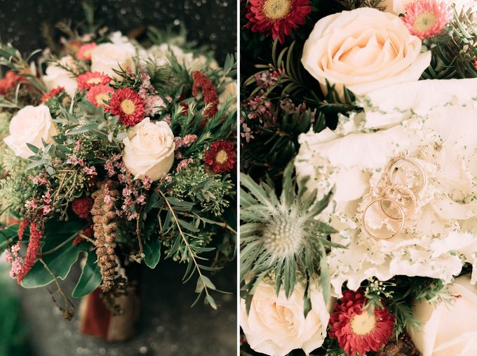 Barvie & Jeffrey Wedding Highlights by The Daydreamer Studios - 002
