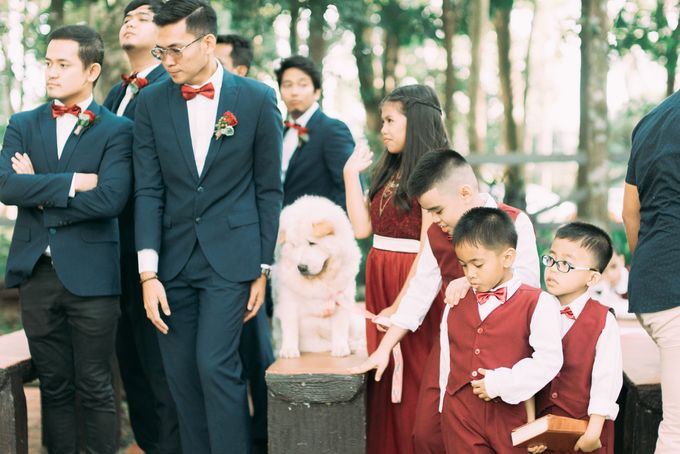 Barvie & Jeffrey Wedding Highlights by The Daydreamer Studios - 042