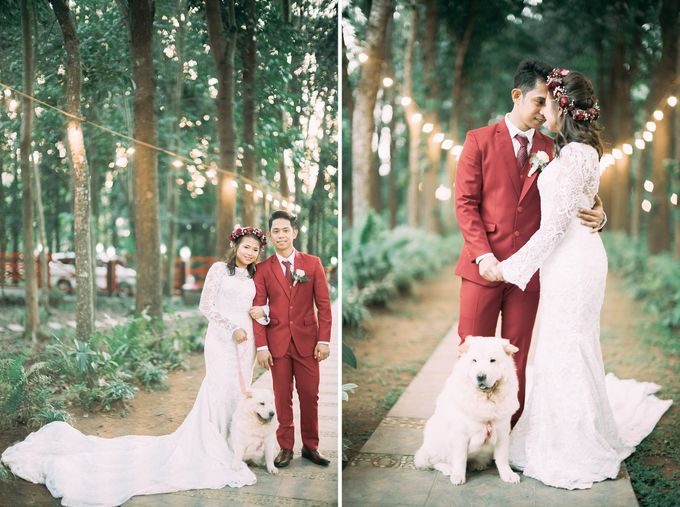 Barvie & Jeffrey Wedding Highlights by The Daydreamer Studios - 045