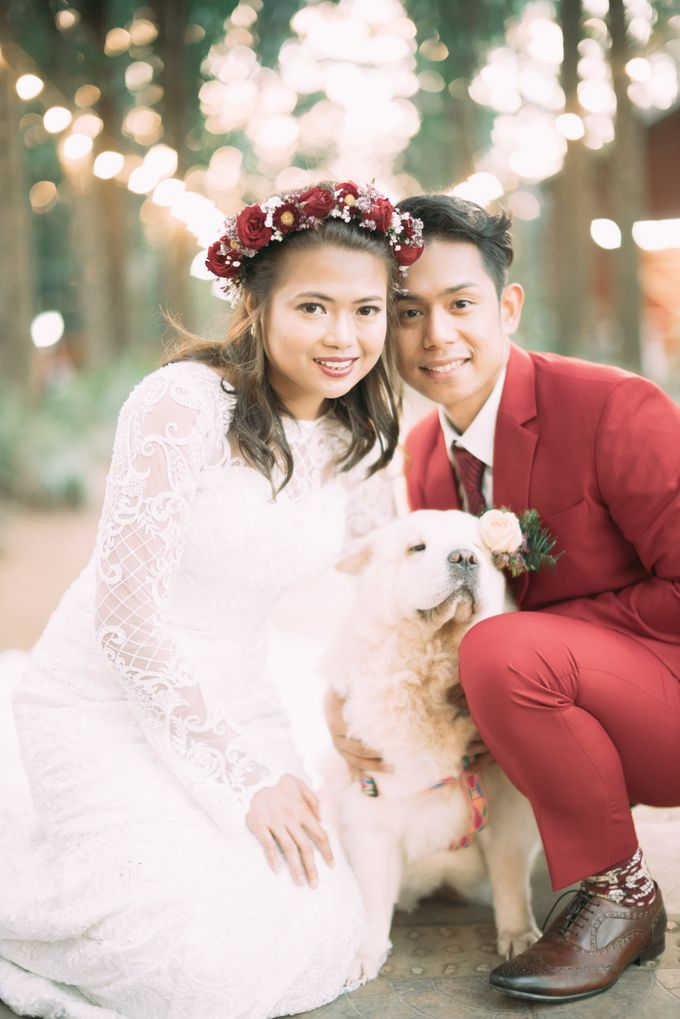 Barvie & Jeffrey Wedding Highlights by The Daydreamer Studios - 048