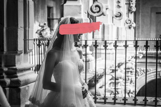 Summer Wedding Real Bride by Chic Design - 005