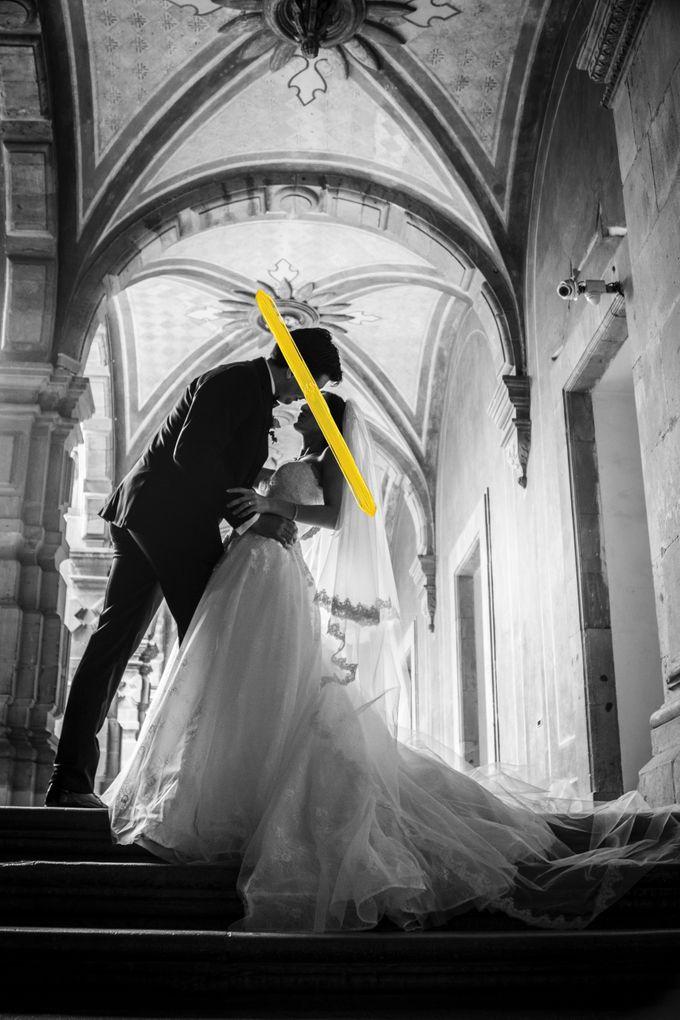 Summer Wedding Real Bride by Chic Design - 004