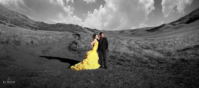 Etty & Haikal - Bromo by ELNATH - 002