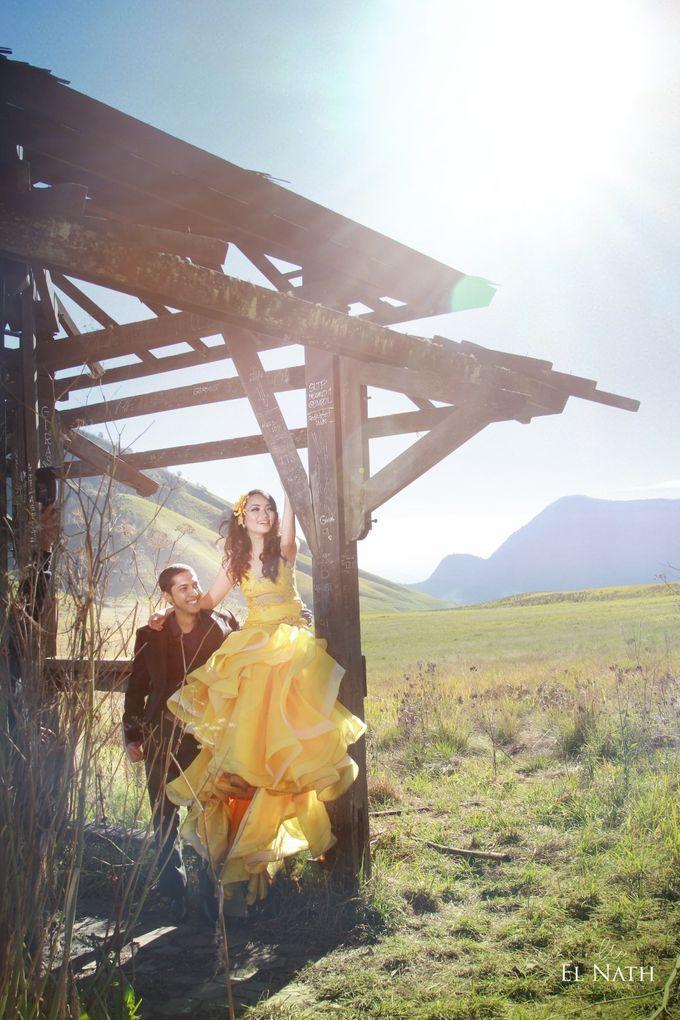 Etty & Haikal - Bromo by ELNATH - 007