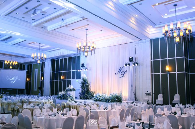 Modern Rustic Wedding Decoration by SO PRODUCTION THAILAND (EVENT & WEDDING) - 005