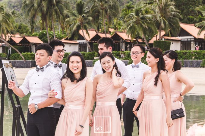 Sweet Ocean Wedding by SO PRODUCTION THAILAND (EVENT & WEDDING) - 006