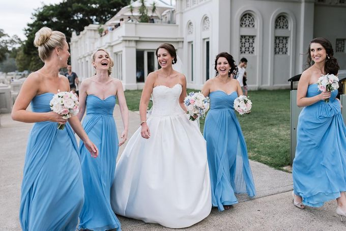 Real Weddings from Bridesmaids Only by Bridesmaids Only - 005