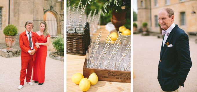 Stunning South of France Chateau Wedding by M&J Photography - 010