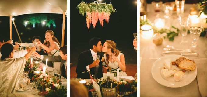Stunning South of France Chateau Wedding by M&J Photography - 031