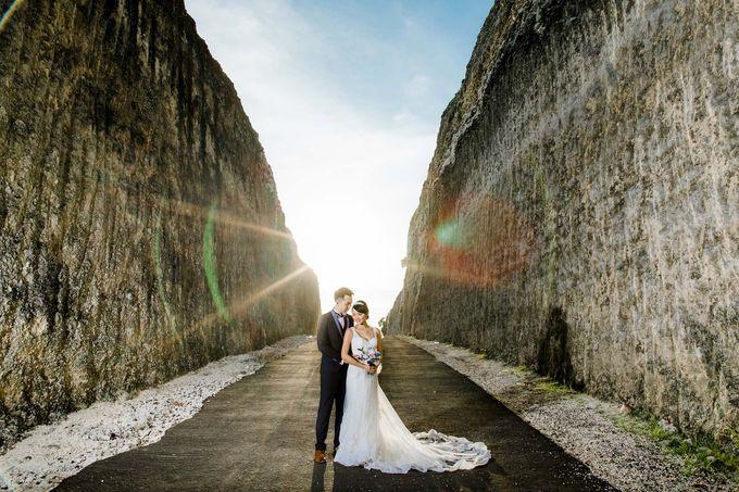 John & Emily Pre-wedding by Bali Pixtura - 010