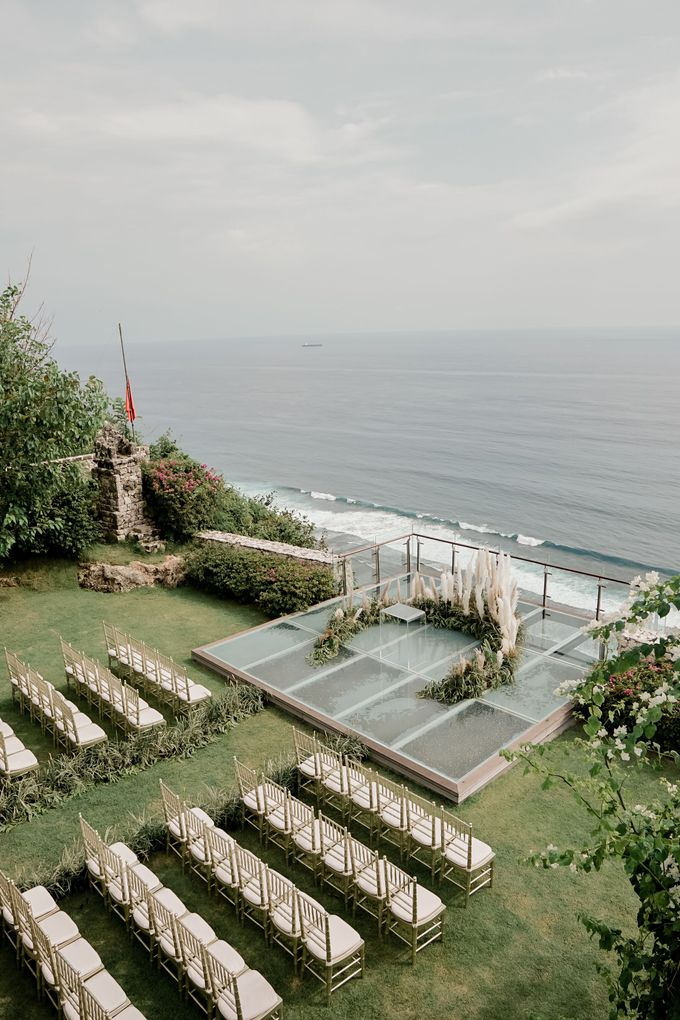Galuh & Ilya AirWedding by Tirtha Bali - 001