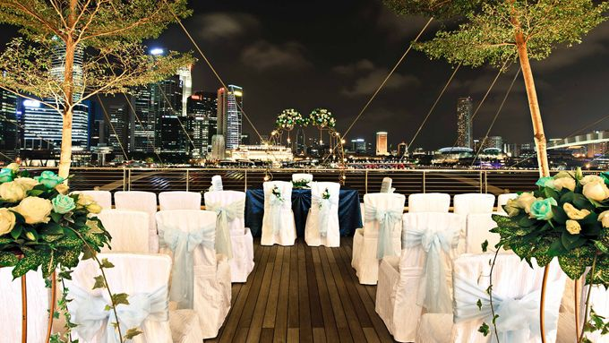 WEDDINGS BY THE BAY by Marina Bay Sands - 001