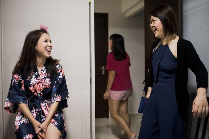 Wedding Day of Jade and Owen at Marina Mandarin Singapore by oolphoto - 002