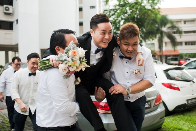 Wedding Day of Jade and Owen at Marina Mandarin Singapore by oolphoto - 009