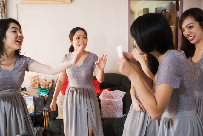 Church Wedding Queenstown Singapore by oolphoto - 010
