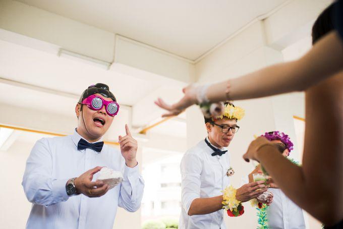 Wedding Day of Jade and Owen at Marina Mandarin Singapore by oolphoto - 011