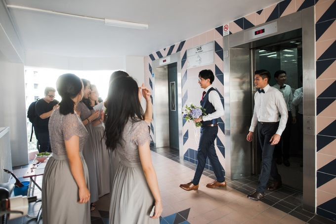 Church Wedding Queenstown Singapore by oolphoto - 013