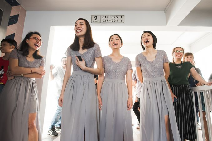 Church Wedding Queenstown Singapore by oolphoto - 017