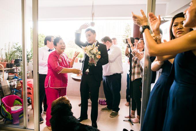 Wedding Day of Jade and Owen at Marina Mandarin Singapore by oolphoto - 018