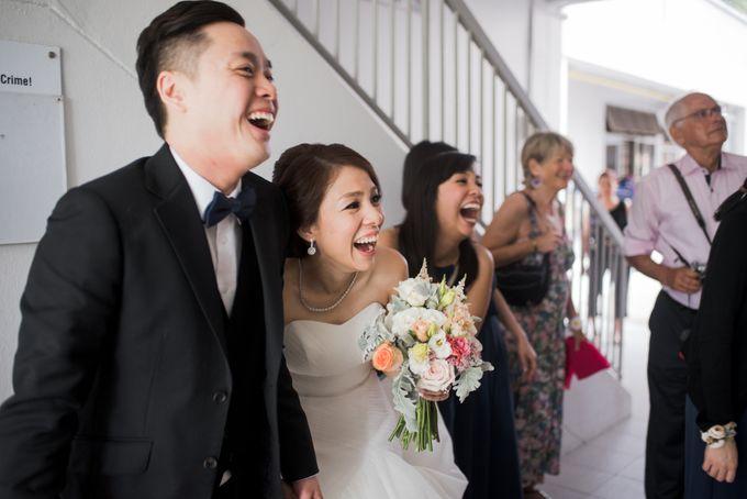 Wedding Day of Jade and Owen at Marina Mandarin Singapore by oolphoto - 023